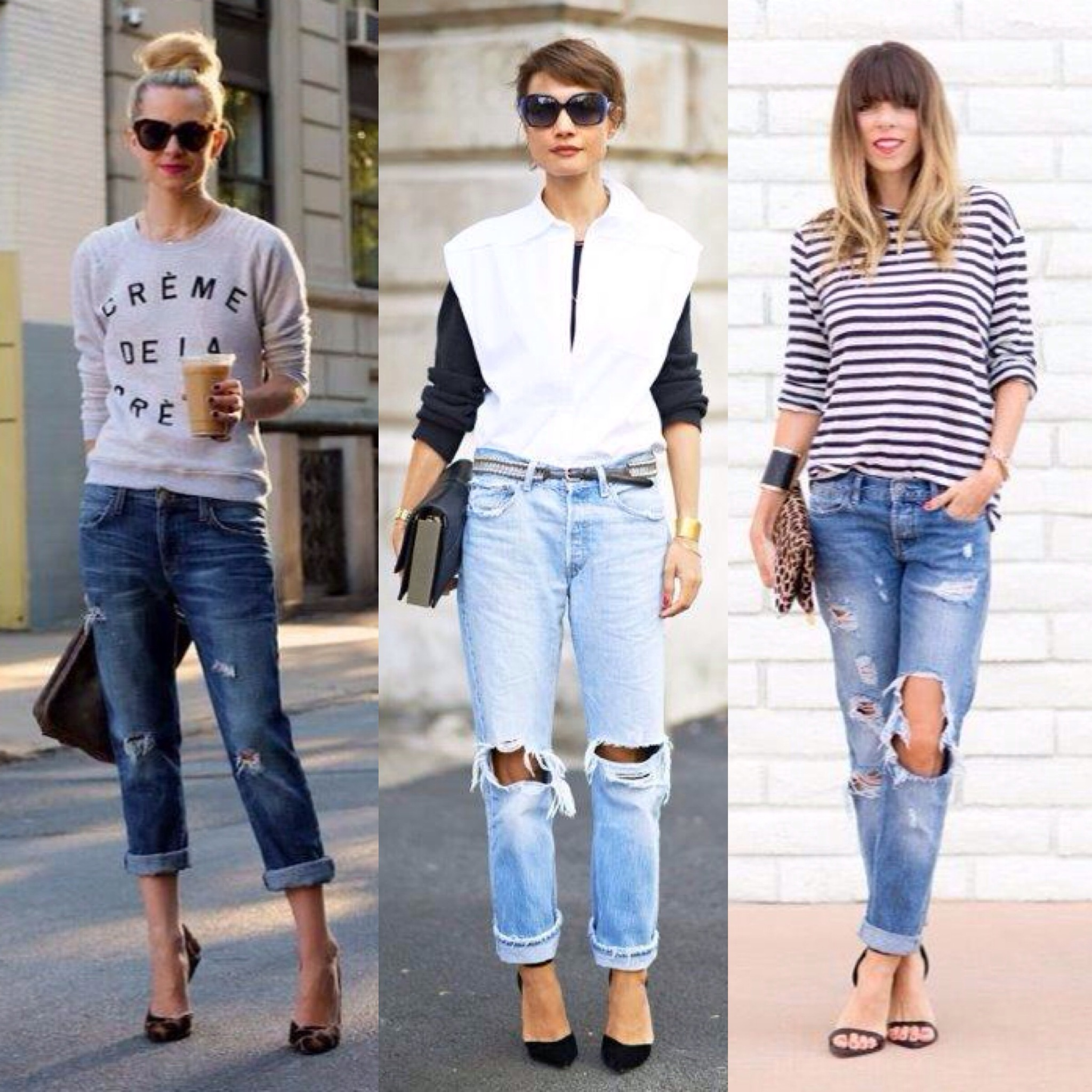 Trend Post: Discussing Distressed Denim – STYLE BY SHAHEEDA
